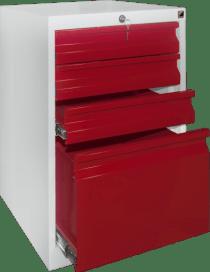Картотечный шкаф ТК 4ФТ-01.