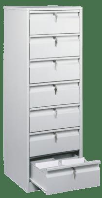 Картотечный шкаф ТК 7 (А5/А6).