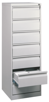 Картотечный шкаф ТК 7/1 (А5).