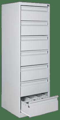 Картотечный шкаф ТК 7/1 (А6).