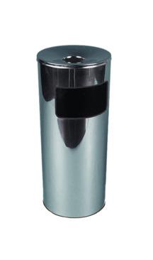 Металлическая напольная урна К 250Н.