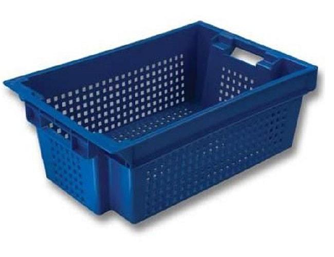 Пластиковые ящики серии № 100.