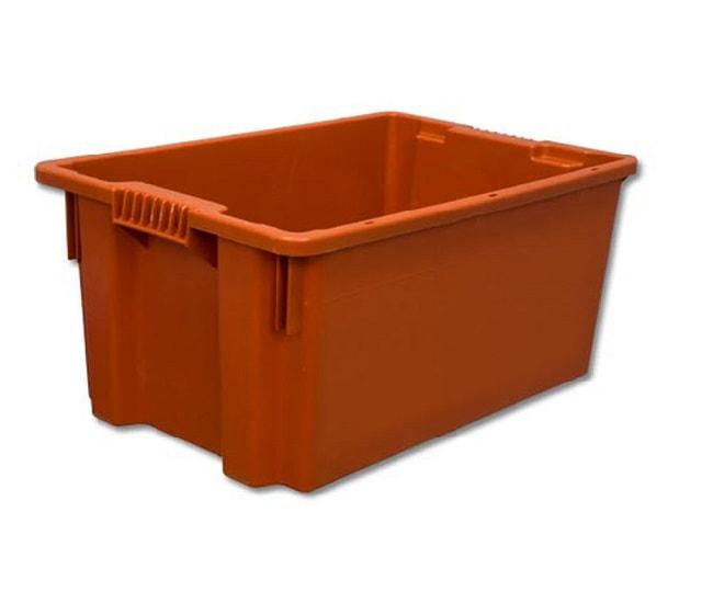 Пластиковые ящики серии № 600.